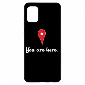 Samsung A31 Case You are here