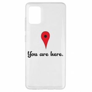Samsung A51 Case You are here