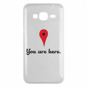 Etui na Samsung J3 2016 You are here