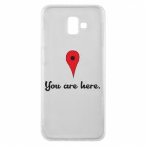 Etui na Samsung J6 Plus 2018 You are here