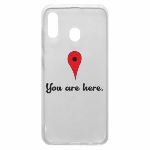 Etui na Samsung A20 You are here