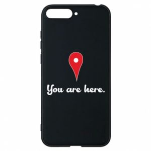 Etui na Huawei Y6 2018 You are here