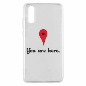 Etui na Huawei P20 You are here