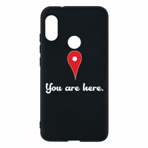 Etui na Mi A2 Lite You are here