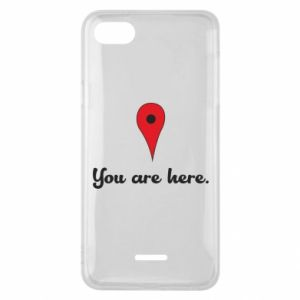 Etui na Xiaomi Redmi 6A You are here