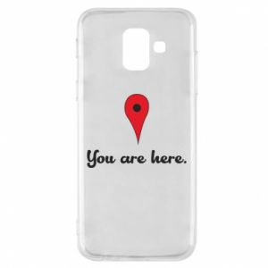 Etui na Samsung A6 2018 You are here