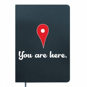 Notes You are here