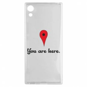 Sony Xperia XA1 Case You are here