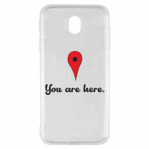 Samsung J7 2017 Case You are here