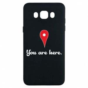 Samsung J7 2016 Case You are here