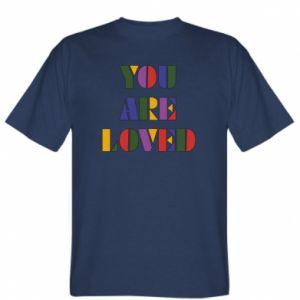 Koszulka You are loved
