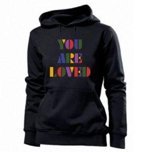 Damska bluza You are loved