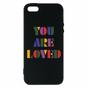Etui na iPhone 5/5S/SE You are loved