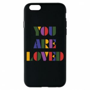 Etui na iPhone 6/6S You are loved