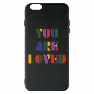 Etui na iPhone 6 Plus/6S Plus You are loved