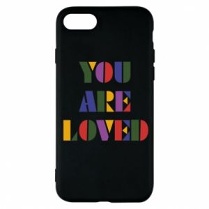 Etui na iPhone 7 You are loved