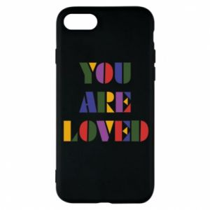 Etui na iPhone 8 You are loved
