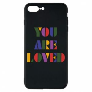 Etui na iPhone 8 Plus You are loved