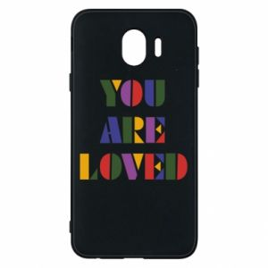 Etui na Samsung J4 You are loved