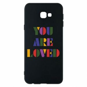 Etui na Samsung J4 Plus 2018 You are loved