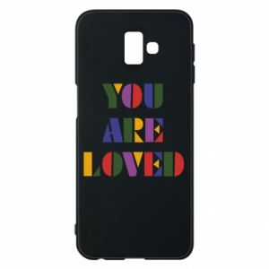 Etui na Samsung J6 Plus 2018 You are loved