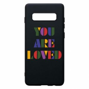 Etui na Samsung S10+ You are loved
