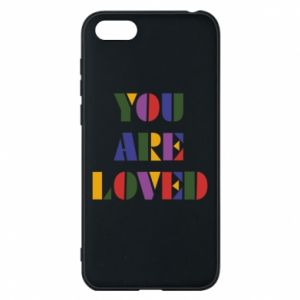 Etui na Huawei Y5 2018 You are loved
