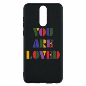 Etui na Huawei Mate 10 Lite You are loved