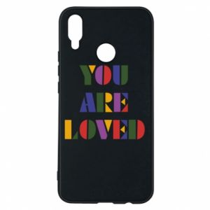 Etui na Huawei P Smart Plus You are loved