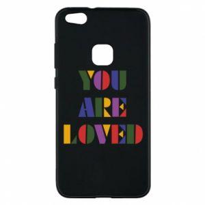 Etui na Huawei P10 Lite You are loved