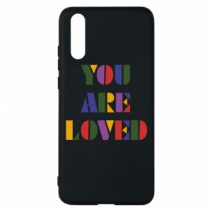 Etui na Huawei P20 You are loved