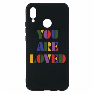 Etui na Huawei P20 Lite You are loved