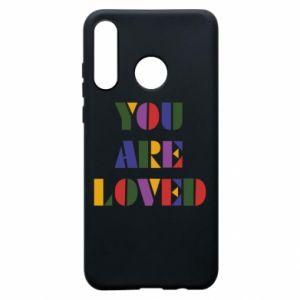 Etui na Huawei P30 Lite You are loved