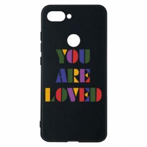 Etui na Xiaomi Mi8 Lite You are loved