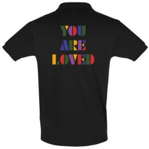 Koszulka Polo You are loved