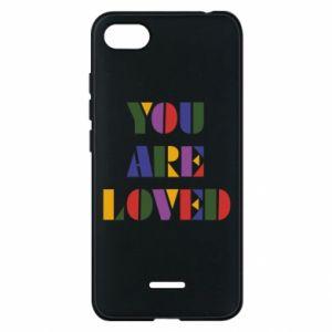 Etui na Xiaomi Redmi 6A You are loved