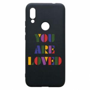 Etui na Xiaomi Redmi 7 You are loved