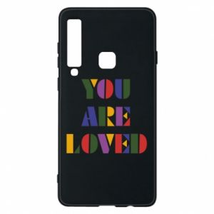 Etui na Samsung A9 2018 You are loved