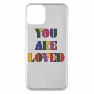 Etui na iPhone 11 You are loved