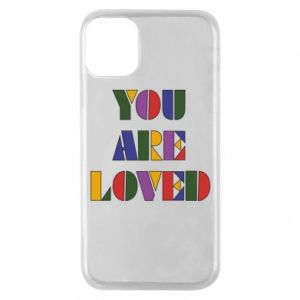 Etui na iPhone 11 Pro You are loved