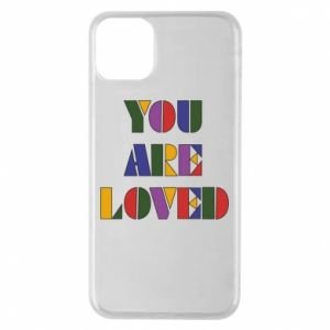 Etui na iPhone 11 Pro Max You are loved