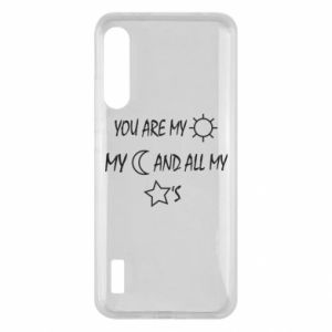 Etui na Xiaomi Mi A3 You are my sun, my moon and all my stars