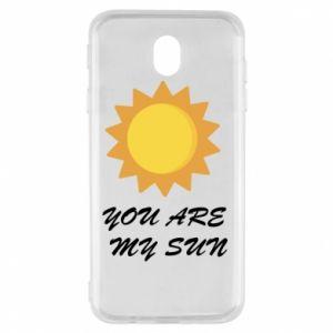 Samsung J7 2017 Case You are my sun