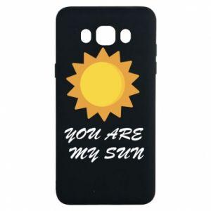 Samsung J7 2016 Case You are my sun
