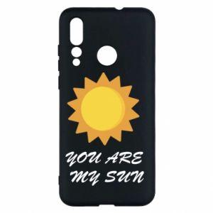 Huawei Nova 4 Case You are my sun