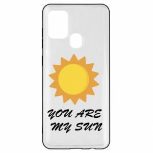 Samsung A21s Case You are my sun