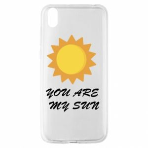 Huawei Y5 2019 Case You are my sun