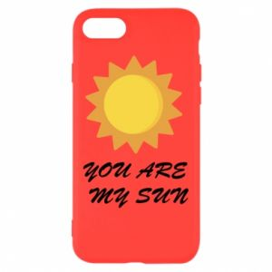 iPhone SE 2020 Case You are my sun