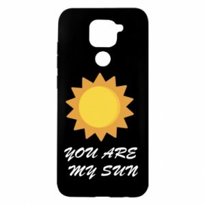 Xiaomi Redmi Note 9 / Redmi 10X case % print% You are my sun