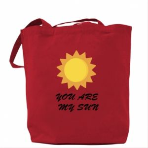 Bag You are my sun